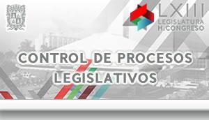 CONTROL DE PROCESOS LEGISLATIVOS